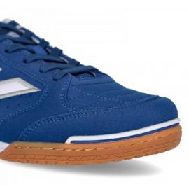 Kelme Precision Indoor 55211 0703 indoorschoenen blauw blauw 3