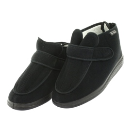 Befado damesschoenen pu orto 987D002 zwart 4