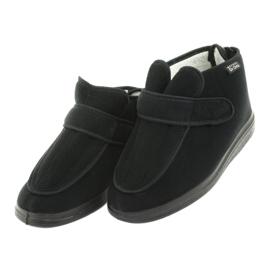 Befado Zie schoenen voor dames pu orto 987D002 zwart 4