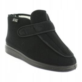 Befado Zie schoenen voor dames pu orto 987D002 zwart 2