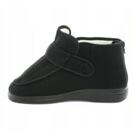 Befado Zie schoenen voor dames pu orto 987D002 zwart 3