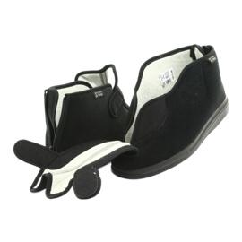 Befado Zie schoenen voor dames pu orto 987D002 zwart 5