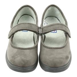 Befado damesschoenen pu 462D001 grijs 5