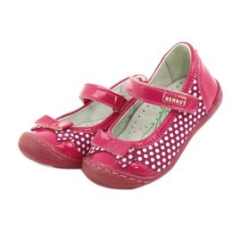 Ballerina's meisjes Ren But 1405 roze wit 3