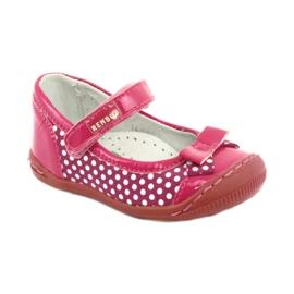 Ballerina's meisjes Ren But 1405 roze wit 1
