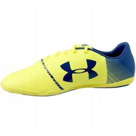 Under Armour Spotlight In M 1289538-300 schoenen geel geel 1
