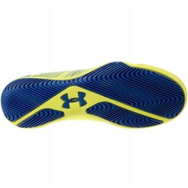 Under Armour Spotlight In M 1289538-300 schoenen geel geel 3