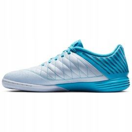 Binnenschoenen Nike Lunargato Ii Ic M 580456-404 blauw wit, blauw 1