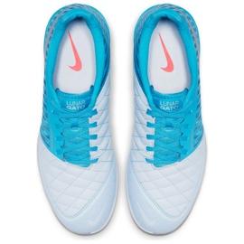 Binnenschoenen Nike Lunargato Ii Ic M 580456-404 blauw wit, blauw 2