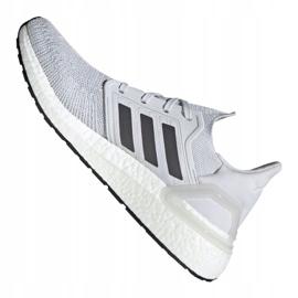 Adidas UltraBoost 20 M EG0694 schoenen grijs 1