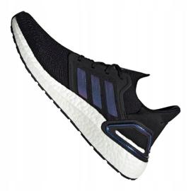 Adidas UltraBoost 20 M EG0692 schoenen zwart 2