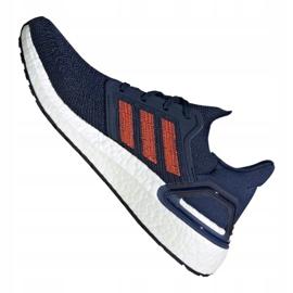 Adidas UltraBoost 20 M EG0693 schoenen marine 3