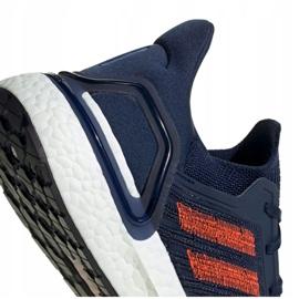 Adidas UltraBoost 20 M EG0693 schoenen marine 4