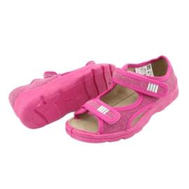 Befado Overweg kinderschoenen 113X009 roze 7