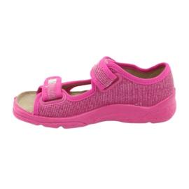 Befado Overweg kinderschoenen 113X009 roze 4