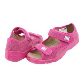 Befado Overweg kinderschoenen 113X009 roze 6