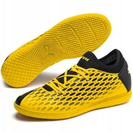 Puma Future 5.4 It M 105804 03 indoorschoenen geel geel 3