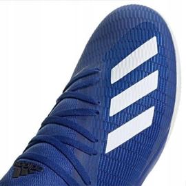 Adidas X 19.3 In M EG7154 voetbalschoenen blauw blauw 1
