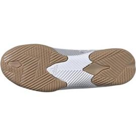 Adidas Nemeziz 19.3 In Jr EG7241 indoorschoenen wit wit, blauw 2