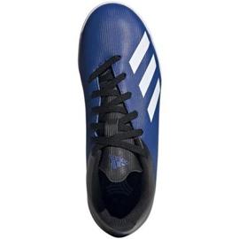 Adidas X 19.4 In Jr EF1623 indoorschoenen blauw blauw 1