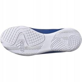 Adidas X 19.4 In Jr EF1623 indoorschoenen blauw blauw 2