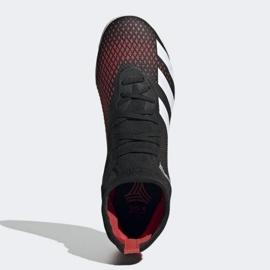 Adidas Predator 20.3 In M EF2209 indoorschoenen zwart zwart, rood 1