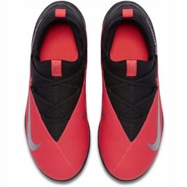 Indoorschoenen Nike Phantom Vsn 2 Club Df Ic Jr CD4072-606 zwart rood 1