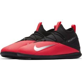 Indoorschoenen Nike Phantom Vsn 2 Club Df Ic Jr CD4072-606 zwart rood 3