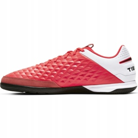 Nike Tiempo Legend 8 Academy Ic M AT6099-606 indoorschoenen rood rood 1