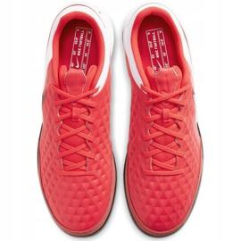 Nike Tiempo Legend 8 Academy Ic M AT6099-606 indoorschoenen rood rood 2