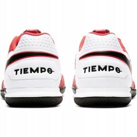 Nike Tiempo Legend 8 Academy Ic M AT6099-606 indoorschoenen rood rood 4