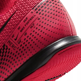 Nike Mercurial Superfly 7 Academy Ic M AT7975-606 indoorschoenen rood rood 2