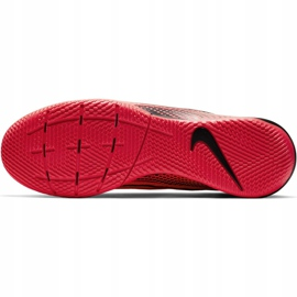 Nike Mercurial Superfly 7 Academy Ic M AT7975-606 indoorschoenen rood rood 6