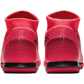 Nike Mercurial Superfly 7 Academy Ic M AT7975-606 indoorschoenen rood rood 7