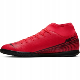 Nike Mercurial Superfly 7 Club Ic M AT7979-606 indoorschoenen rood rood 2