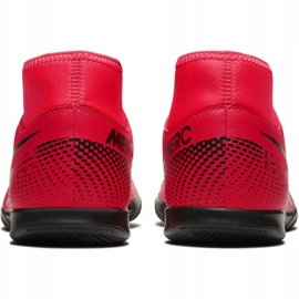 Nike Mercurial Superfly 7 Club Ic M AT7979-606 indoorschoenen rood rood 6