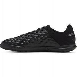 Nike Tiempo Legend 8 Club Ic Jr AT5882-010 indoorschoenen zwart zwart 2