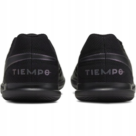 Nike Tiempo Legend 8 Club Ic Jr AT5882-010 indoorschoenen zwart zwart 4