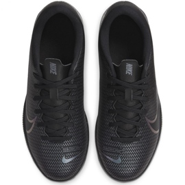 Nike Mercurial Vapor 13 Club Ic Jr AT8169-010 indoorschoenen zwart zwart 1