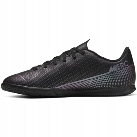 Nike Mercurial Vapor 13 Club Ic Jr AT8169-010 indoorschoenen zwart zwart 4