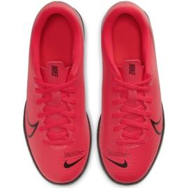 Nike Mercurial Vapor 13 Club Ic Jr AT8169-606 indoorschoenen rood rood 1