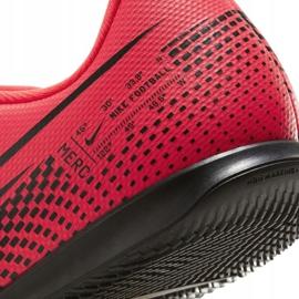 Nike Mercurial Vapor 13 Club Ic Jr AT8169-606 indoorschoenen rood rood 2