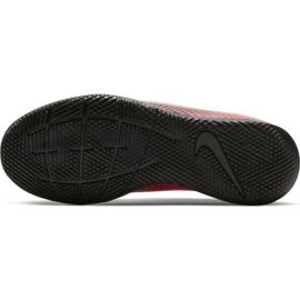 Nike Mercurial Vapor 13 Club Ic Jr AT8169-606 indoorschoenen rood rood 6