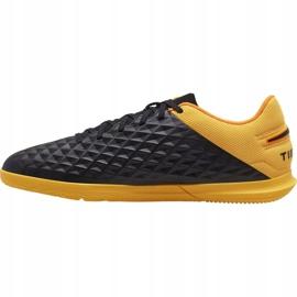 Nike Tiempo Legend 8 Club Ic M AT6110-008 indoorschoenen zwart zwart 1