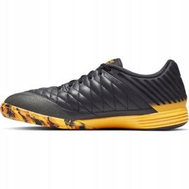 Nike LunarGato Ii Ic M 580456-018 indoorschoenen zwart zwart 2