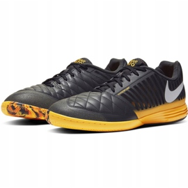 Nike LunarGato Ii Ic M 580456-018 indoorschoenen zwart zwart 3