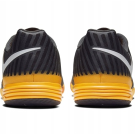 Nike LunarGato Ii Ic M 580456-018 indoorschoenen zwart zwart 4