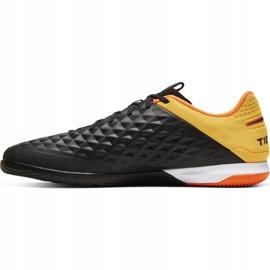 Binnenschoenen Nike Tiempo React Legend 8 Pro Ic M AT6134-008 zwart zwart 2