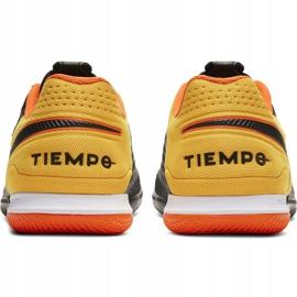 Binnenschoenen Nike Tiempo React Legend 8 Pro Ic M AT6134-008 zwart zwart 4
