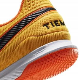 Binnenschoenen Nike Tiempo React Legend 8 Pro Ic M AT6134-008 zwart zwart 7